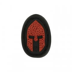 Патч Maxpedition Spartan Hi Relief Micro Morale Patch Red (SHIMR)